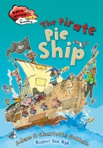 The Pirate Pie Ship: Read Along or Enhanced eBook