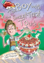 The Boy with the Sweet-Treat Touch: Read Along or Enhanced eBook