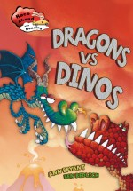 Dragons vs Dinos: Read Along or Enhanced eBook