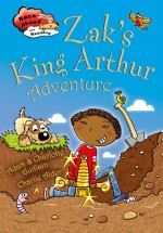Zak's King Arthur Adventure: Read Along or Enhanced eBook