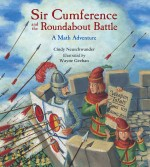 Sir Cumference and the Roundabout Battle: Read Along or Enhanced eBook