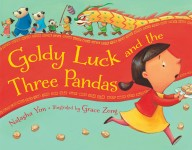 Goldy Luck and the Three Pandas: Read Along or Enhanced eBook