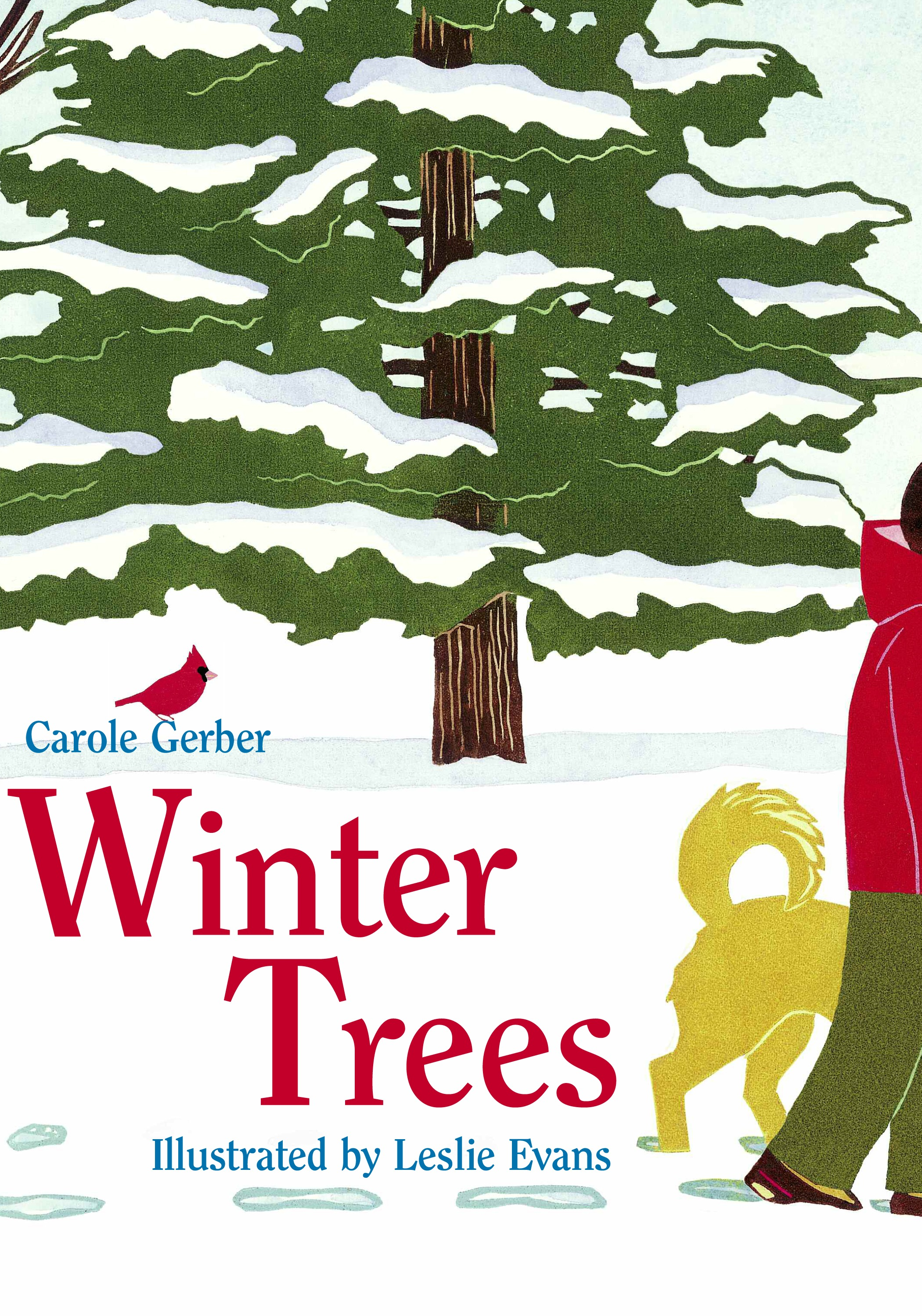 Winter Trees: Read Along or Enhanced eBook By Carole Gerber