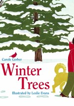 Winter Trees: Read Along or Enhanced eBook