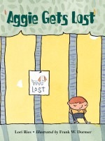 Aggie Gets Lost: Read Along or Enhanced eBook