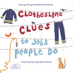 Clothesline Clues to Jobs People Do: Read Along or Enhanced eBook
