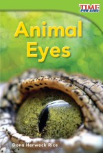 Animal Eyes: Read Along or Enhanced eBook