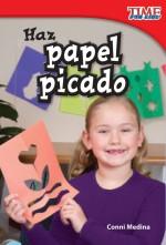Haz papel picado: Read Along or Enhanced eBook