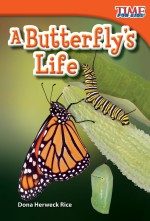 A Butterfly's Life: Read Along or Enhanced eBook