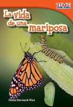 La vida de una mariposa: Read Along or Enhanced eBook