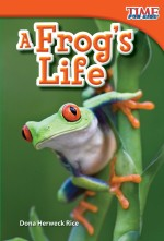 A Frog's Life: Read Along or Enhanced eBook