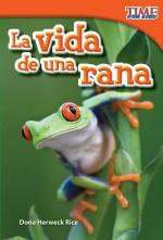 La vida de una rana: Read Along or Enhanced eBook