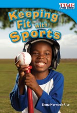 Keeping Fit with Sports: Read Along or Enhanced eBook