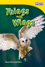 Things with Wings: Read Along or Enhanced eBook