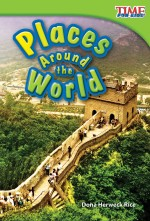 Places Around the World: Read Along or Enhanced eBook