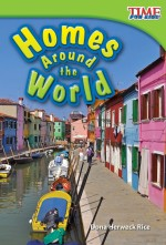 Homes Around the World: Read Along or Enhanced eBook