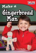 Make a Gingerbread Man: Read Along or Enhanced eBook