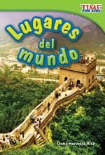 Lugares del mundo: Read Along or Enhanced eBook