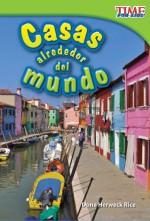 Casas alrededor del mundo: Read Along or Enhanced eBook