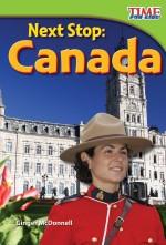 Next Stop: Canada: Read Along or Enhanced eBook