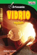 Artesanía: Vidrio soplado: Read Along or Enhanced eBook