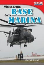 Visita a una base de la Marina: Read Along or Enhanced eBook