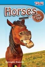 Horses Up Close: Read Along or Enhanced eBook
