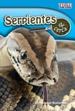 Serpientes de cerca: Read Along or Enhanced eBook