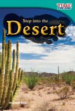 Step into the Desert: Read Along or Enhanced eBook