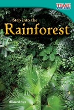 Step into the Rainforest: Read Along or Enhanced eBook