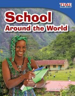 School Around the World: Read Along or Enhanced eBook