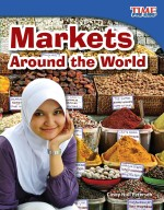 Markets Around the World: Read Along or Enhanced eBook