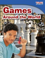 Games Around the World: Read Along or Enhanced eBook