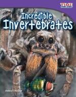 Incredible Invertebrates: Read Along or Enhanced eBook