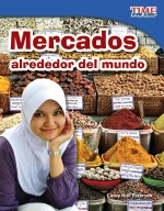 Mercados alrededor del mundo: Read Along or Enhanced eBook