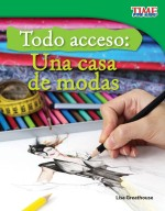 Todo acceso: Una casa de modas: Read Along or Enhanced eBook