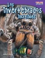 Los invertebrados increíbles: Read Along or Enhanced eBook