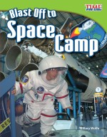 Blast Off to Space Camp: Read Along or Enhanced eBook