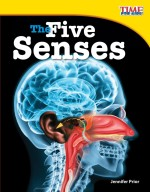 The Five Senses: Read Along or Enhanced eBook