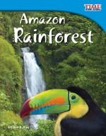 Amazon Rainforest: Read Along or Enhanced eBook