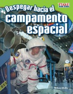 Despegar hacia el campamento espacial: Read Along or Enhanced eBook