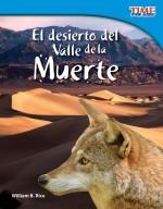 El desierto del Valle de la Muerte: Read Along or Enhanced eBook