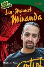 Game Changers: Lin-Manuel Miranda: Read Along or Enhanced eBook