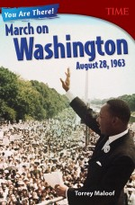 You Are There! March on Washington, August 28, 1963: Read Along or Enhanced eBook