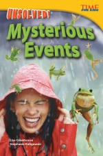 Unsolved! Mysterious Events: Read Along or Enhanced eBook