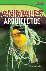 Animales arquitectos: Read Along or Enhanced eBook