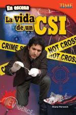 En escena: La vida de un CSI: Read Along or Enhanced eBook