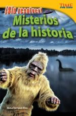 ¡Sin resolver! Misterios de la historia: Read Along or Enhanced eBook