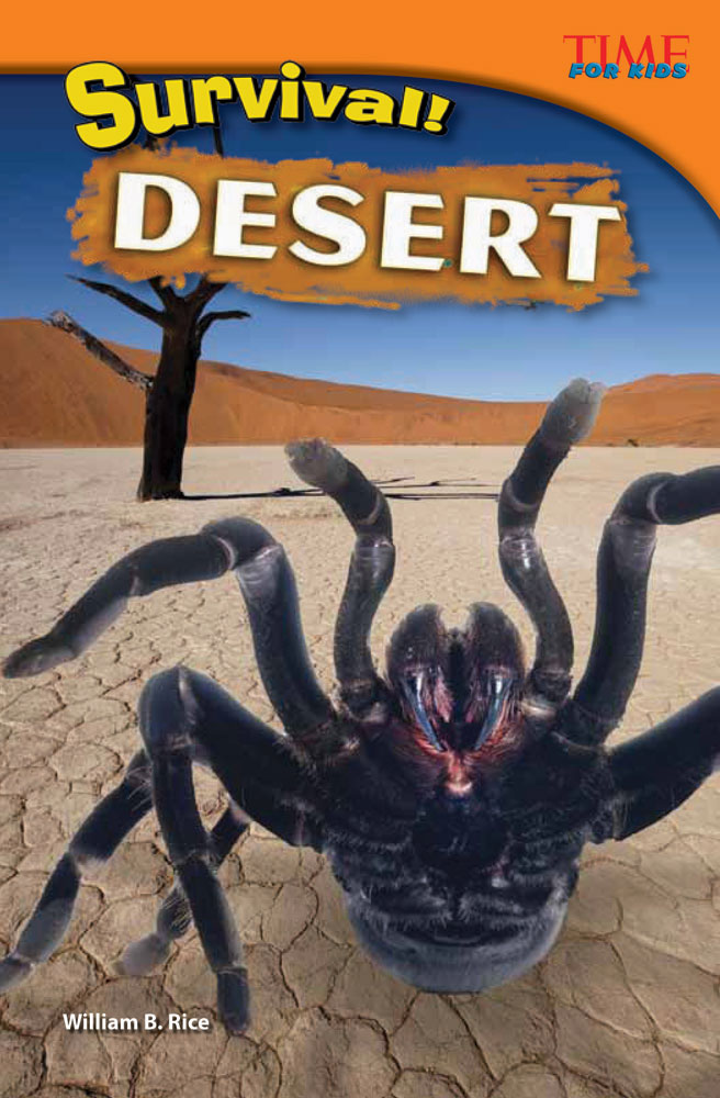 survive desert essay An ecosystem is a biodiversity community where biotic and abiotic elements inhabit the same environment there are many types of ecosystems located throughout the world and one of which is known as the gobi desert.