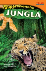 ¡Supervivencia! Jungla: Read Along or Enhanced eBook
